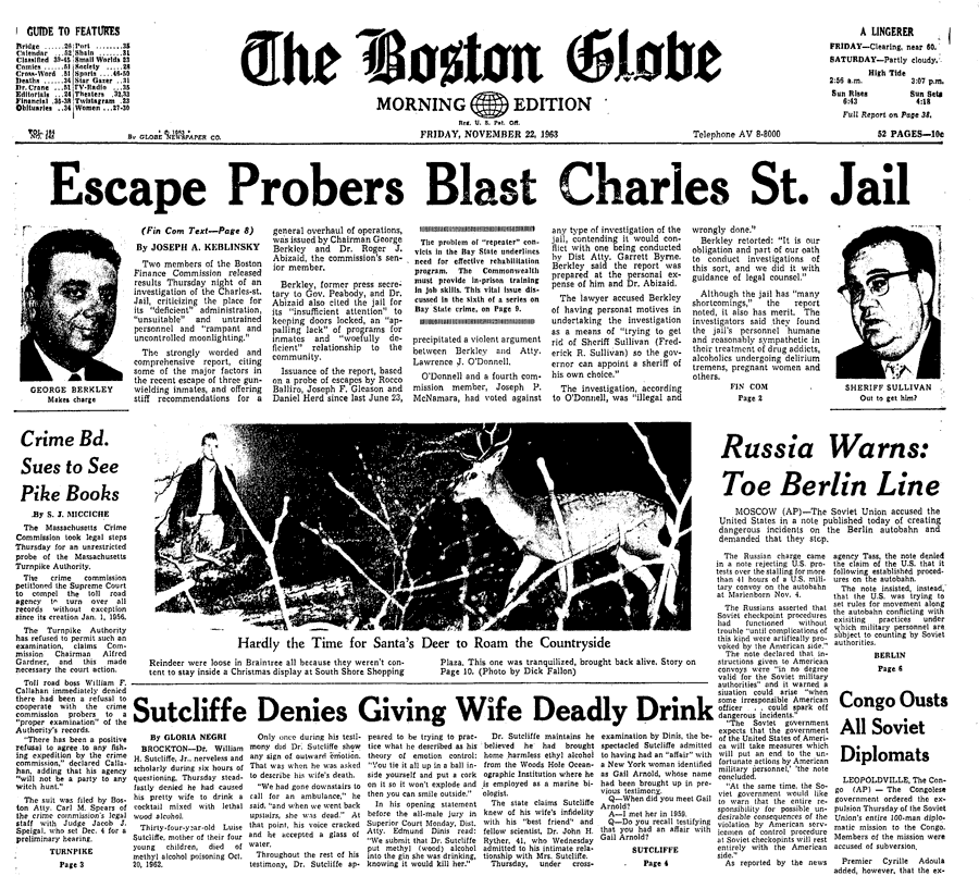 Boston Globe Full Text Obituary