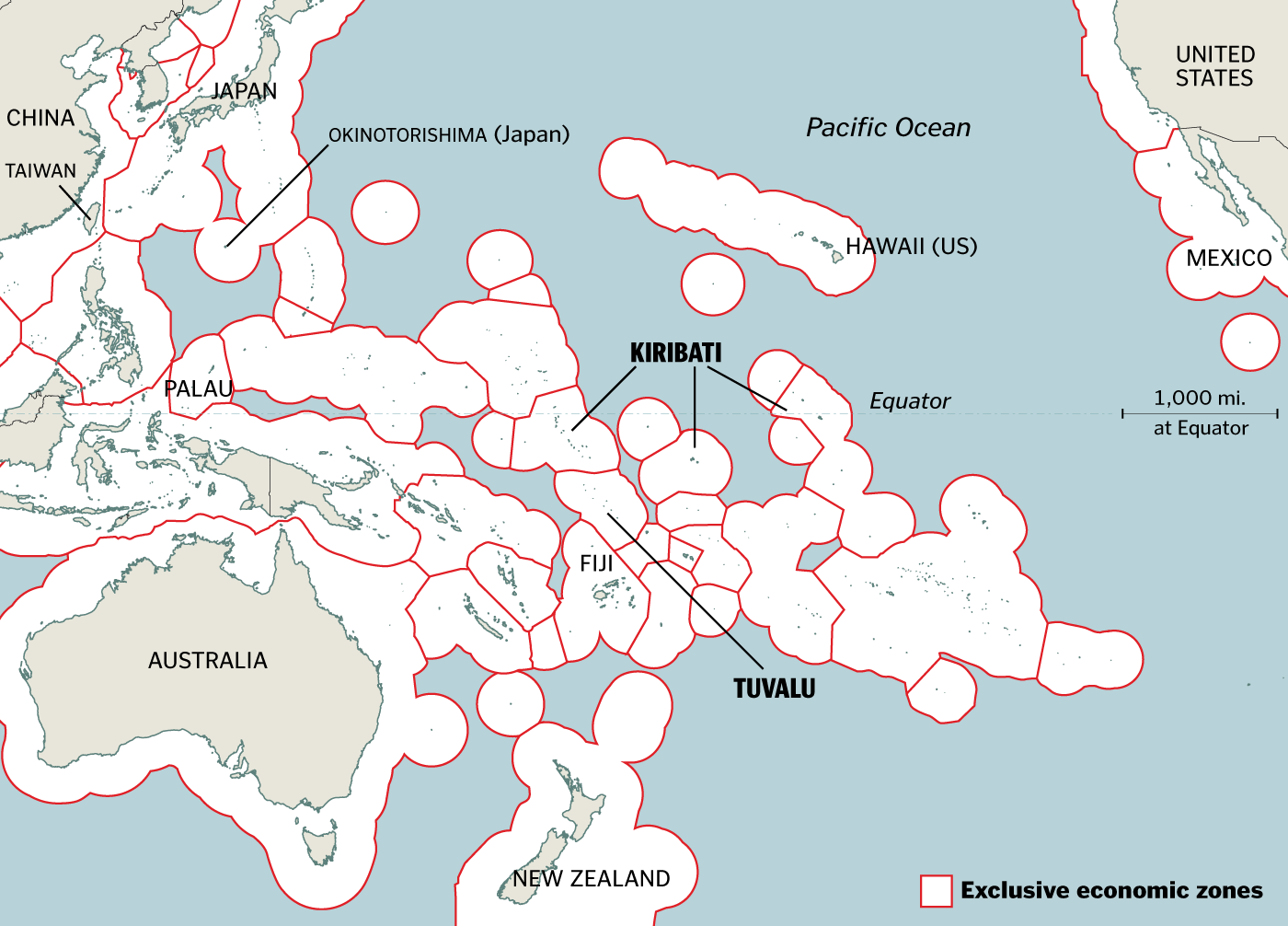 How old is the newest island in the world?