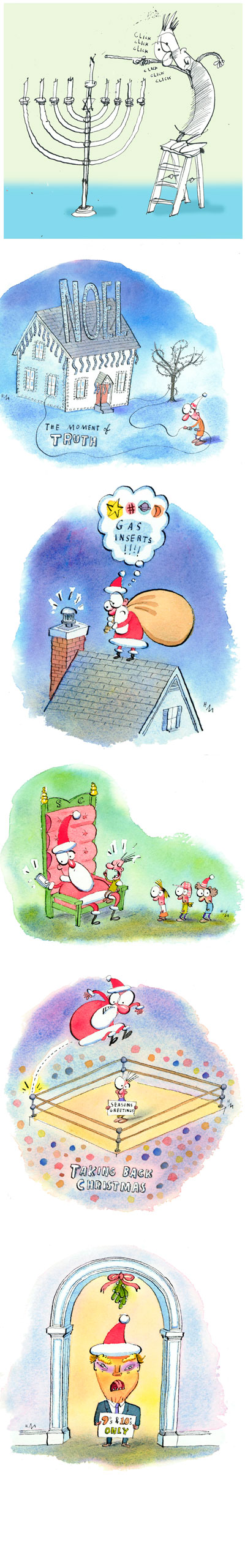 Christmas cards for 2016 - The Boston Globe