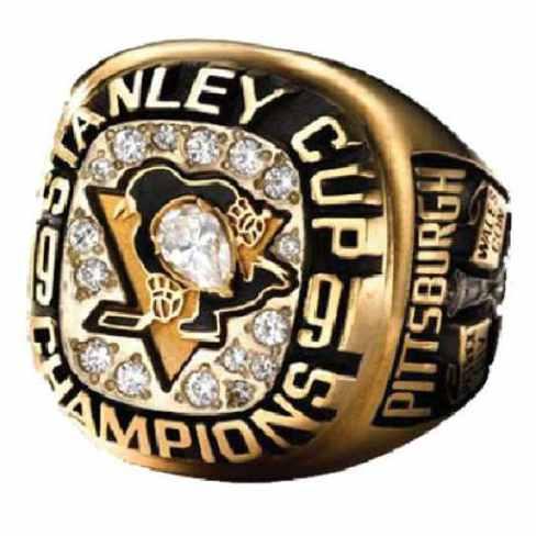 50 Years Of Stanley Cup Rings